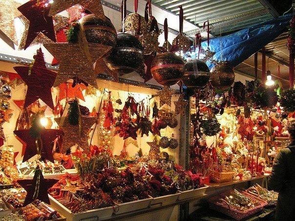 Новогодняя ярмарка в Кронштадте
