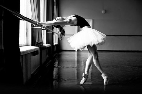 Открытый урок по классической хореографии и стретчингу