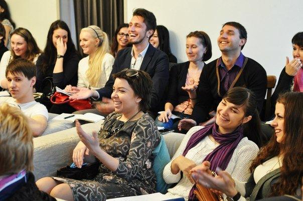 Бесплатный семинар Алексея Зубакова «Как выступать публично»