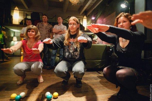 Мастер-класс по жонглированию для начинающих