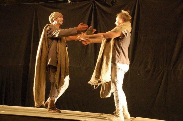Sans Paroles II / спектакль Театра Поколений