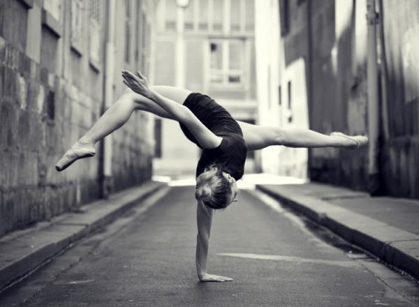 Боди-балет в студии танца Ипанема