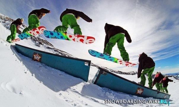 Фестиваль зимних видов спорта Island JAM
