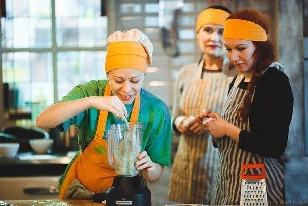 Интенсив-курс Вега-кулинар