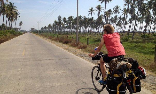 Путешествия на велосипедах