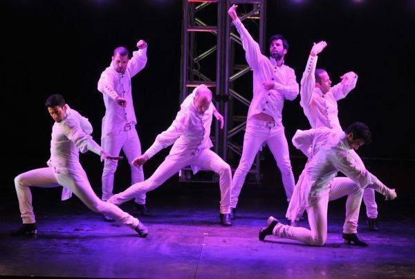Театрально-танцевальное шоу Los Vivancos
