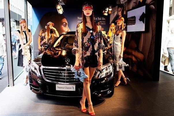 """Презентация итальянского института моды и дизайна """"ISTITUTO MARANGONI""""...."""