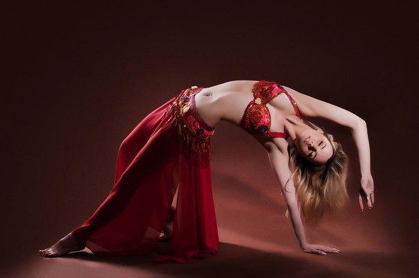 Открытый Урок Танца Живота в Expression