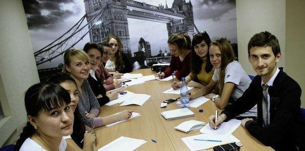 Бесплатные занятия в школе английского языка