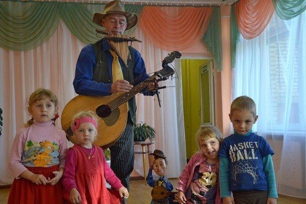 Человек-Оркестр для крошек
