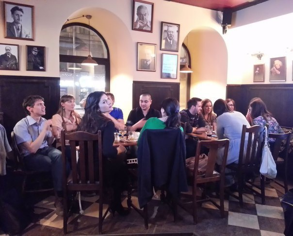 Pub Quiz with Sterling Language Centre