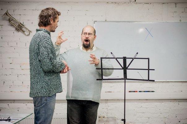 Тренинг «Голос на сцене и в жизни» в музыкальной школе «Виртуозы»...
