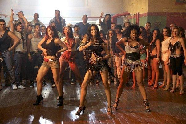 Открытый урок по Латине в танц. студии на В.О.