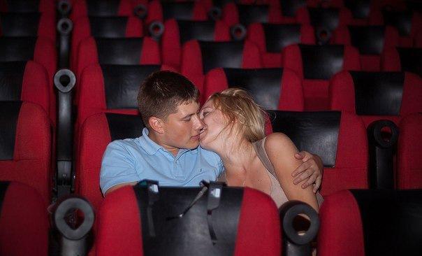 Ночи Кино ко дню Святого Валентина!