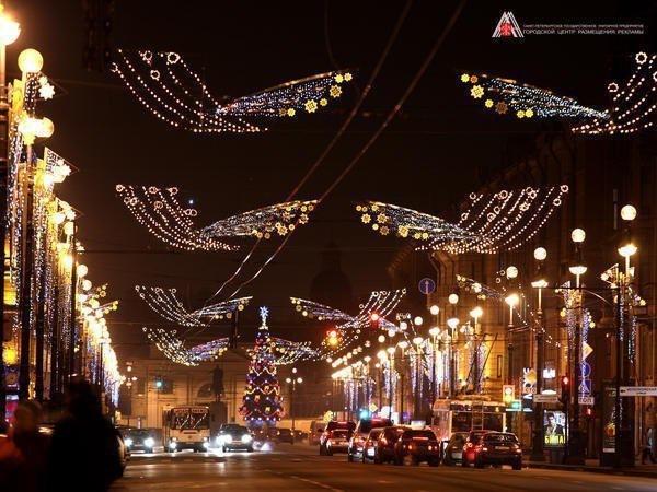Экскурсия Новогодний Петербург