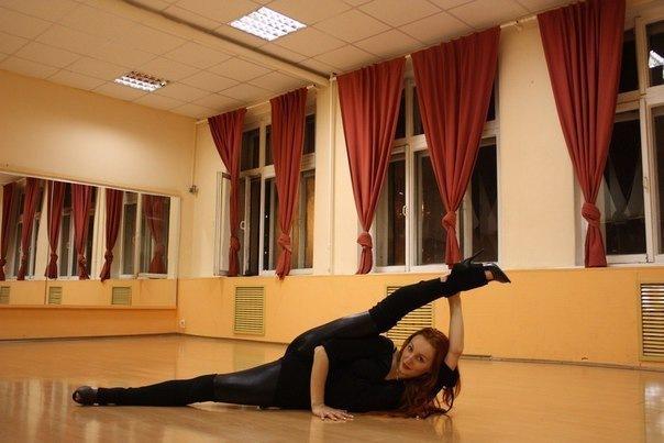 Открытый урок по направлению Jazz-Modern (Lady Like Dance)