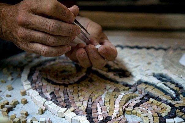 Пошаговое обучение мозаике с нуля.