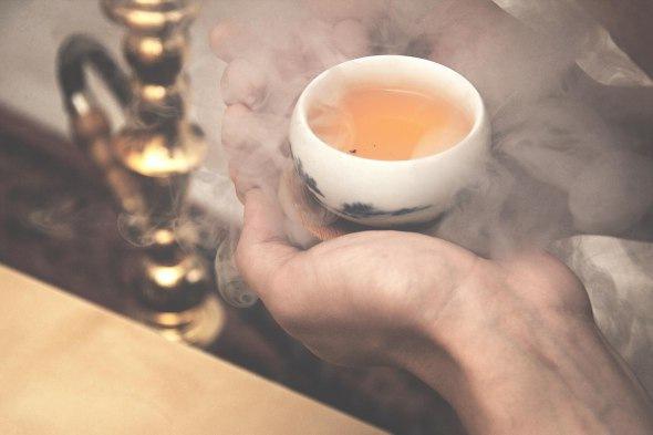 Кальянно-чайная церемония в Свободном пространстве Типичный Питер...