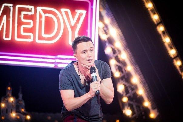 Открытие весеннего сезона вечеринок Comedy Petersburg