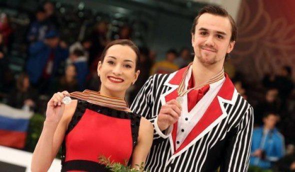 Шоу Олимпийских Чемпионов по Фигурному катанию.