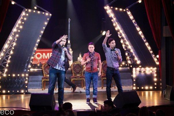 Вечеринка Comedy Petersburg: Лучшее за год!