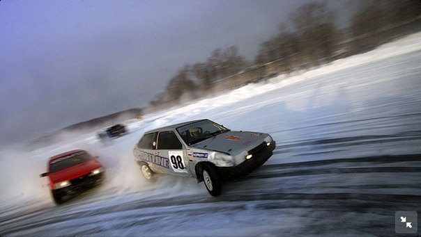 В Выборге пройдут «Ледовые автогонки»