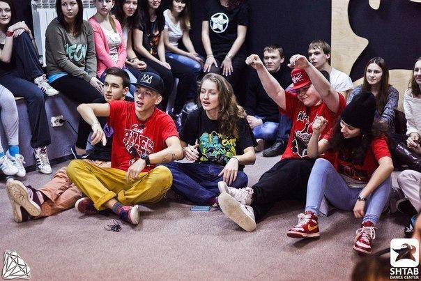 День открытых дверей в школе танцев ШТАБ на ст.м. Проспект Просвещения....