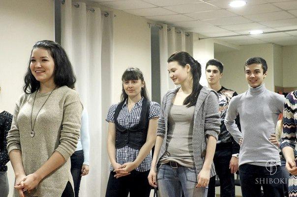 Дополнительный набор в группы актерского мастерства.