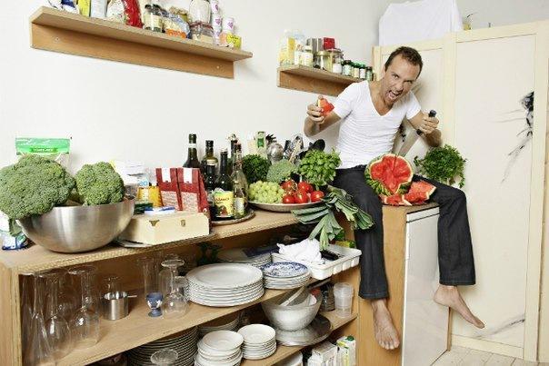 Мужской кулинарный марафон