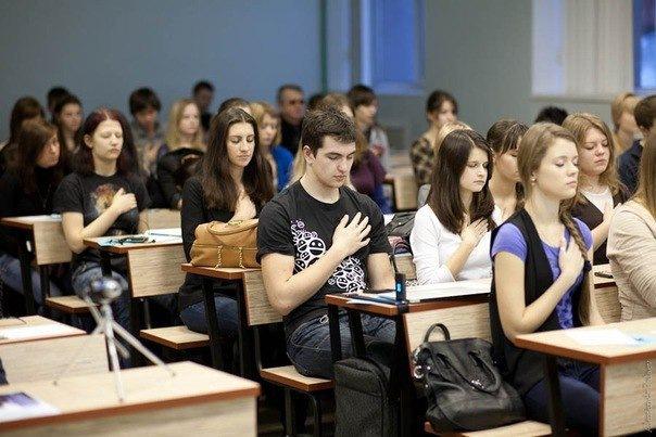 Мастер-классы по Сахадж-медитации в Санкт-Петербурге