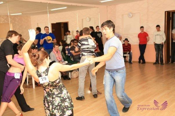 Открытый урок по ZOUK в Expression dance studio