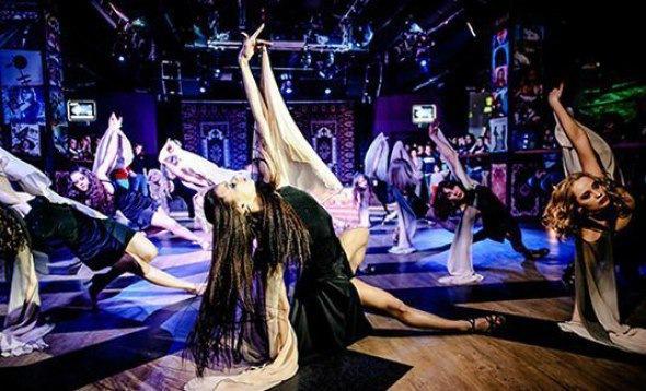Открытые уроки по Dance Mix и Lady Dance