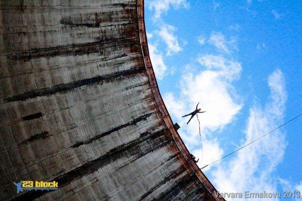 Прыжки с веревкой в Санкт-Петербурге