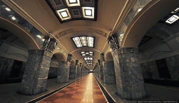 Квест-викторина по петербургскому метрополитену!