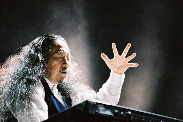 Концерт KITARO в Санкт-Петербурге
