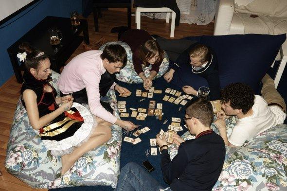 Ночь Игр: Играем в Мафию, Шляпу, Jungle speed, Дженгу, Uno, Диксит, Alias Party, Доббль, Крокодил, Свинтус, Твистер...