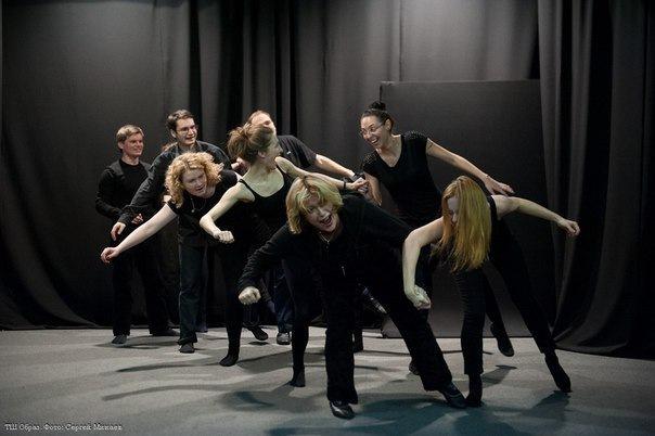 Набор на курс Актерское мастерство для жизни