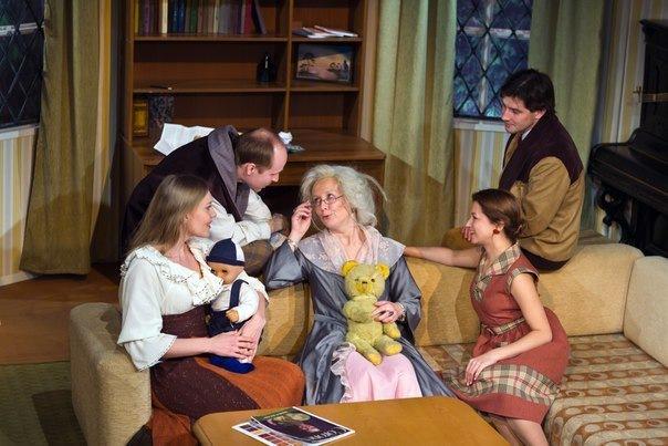 Знаменитая Комедия «Странная миссис Сэвидж»