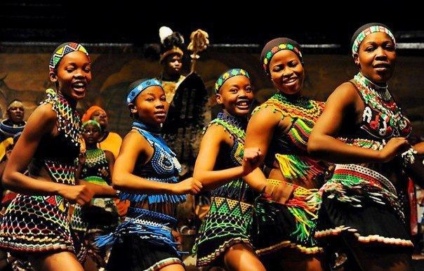 Открытый урок по Afro-Dance