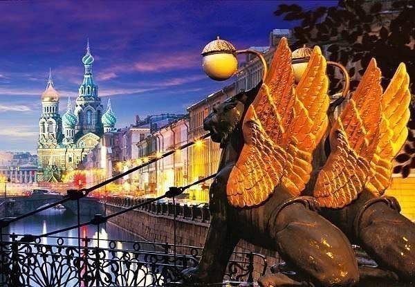 Петербург за один день!