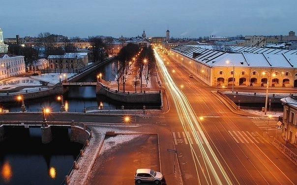 Десятка интересных фактов о Петербурге