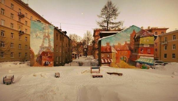 Десять улиц, названных в честь героев защиты Ленинграда