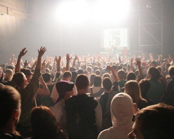 Топ-20 питерских рок-клубов