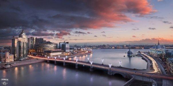 Список панорамных площадок, с высоты которых можно насладиться живописным видом Петербурга