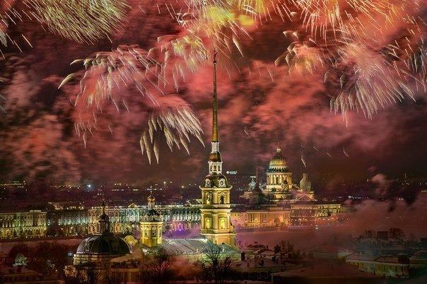 Где в Петербурге полюбоваться звездным небом
