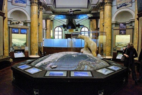 Интересный маршрут вокруг станции «Маяковская»