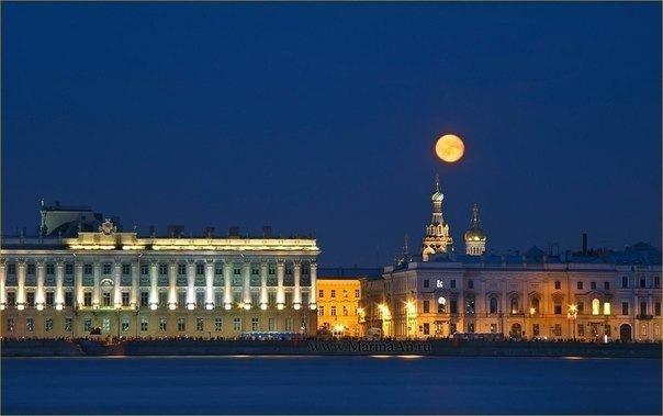 Календарь самых ярких астрономических событий Петербурга в 2014 году.