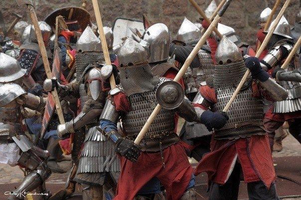 Семь самых интересных средневековых фестивалей 2014 года