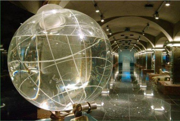 Список необычных музеев Петербурга