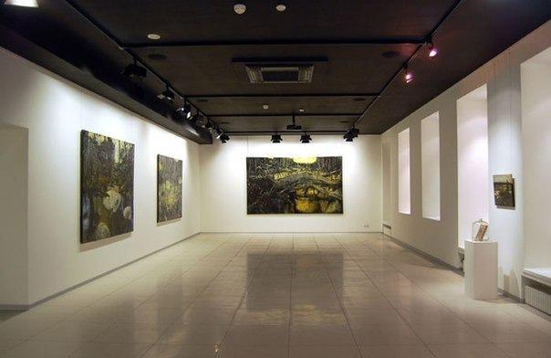 Галереи и музеи, которые редко встречаются в туристических маршрутах...